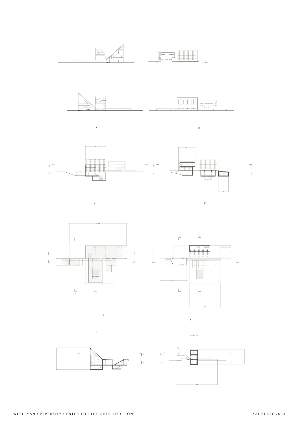 Arch I Final Drawings